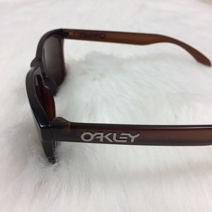Oakley Accessories - Oakley Frogskins Brown Sunglasses